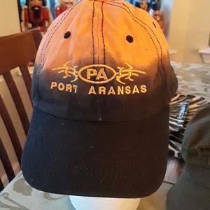 5 for $15 Nwot Port Aransas hat